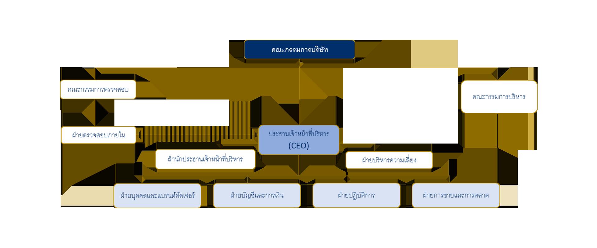 SHR Organization Structure